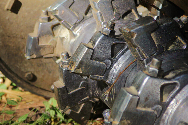Why Your Stump Grinder Teeth Tip Matters